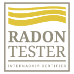 Radon is a radioactive gas that has been found in homes all over the United States. It comes from the natural breakdown of uranium in soil, rock, and water and gets into the air you breathe. Radon typically moves up through the ground to the air above and into your home through cracks and other holes in the foundation. Radon can also enter your home through well water. Your home can trap radon inside. Any home can have a radon problem. This means new and old homes, well- sealed and drafty homes, and homes with or without basements. In fact, you and your family are most likely to get your greatest radiation exposure at home. That is where you spend most of your time. Nearly one out of every 15 homes in the United States is estimated to have an elevated radon level (4 pCi/L or more). Elevated levels of radon gas have been found in homes in your state. Contact your state radon office for information about radon in your area.