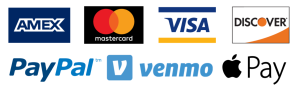 Pay online with your choice of payment method.