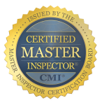 Certified Master Inspectors (CMIs)® are the best inspectors in the world.  CMI® is a professional designation available to all qualifying inspectors who wish to become Board-Certified by the Master Inspector Certification Board.  All CMIs® are experienced, dedicated to education, and have a proven record in the inspection industry